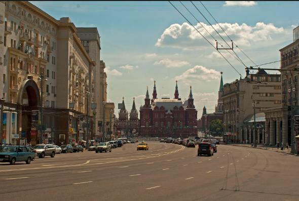 Городская недвижимость — Тверская